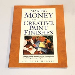 Making Money With Your Creative Paint Finishes